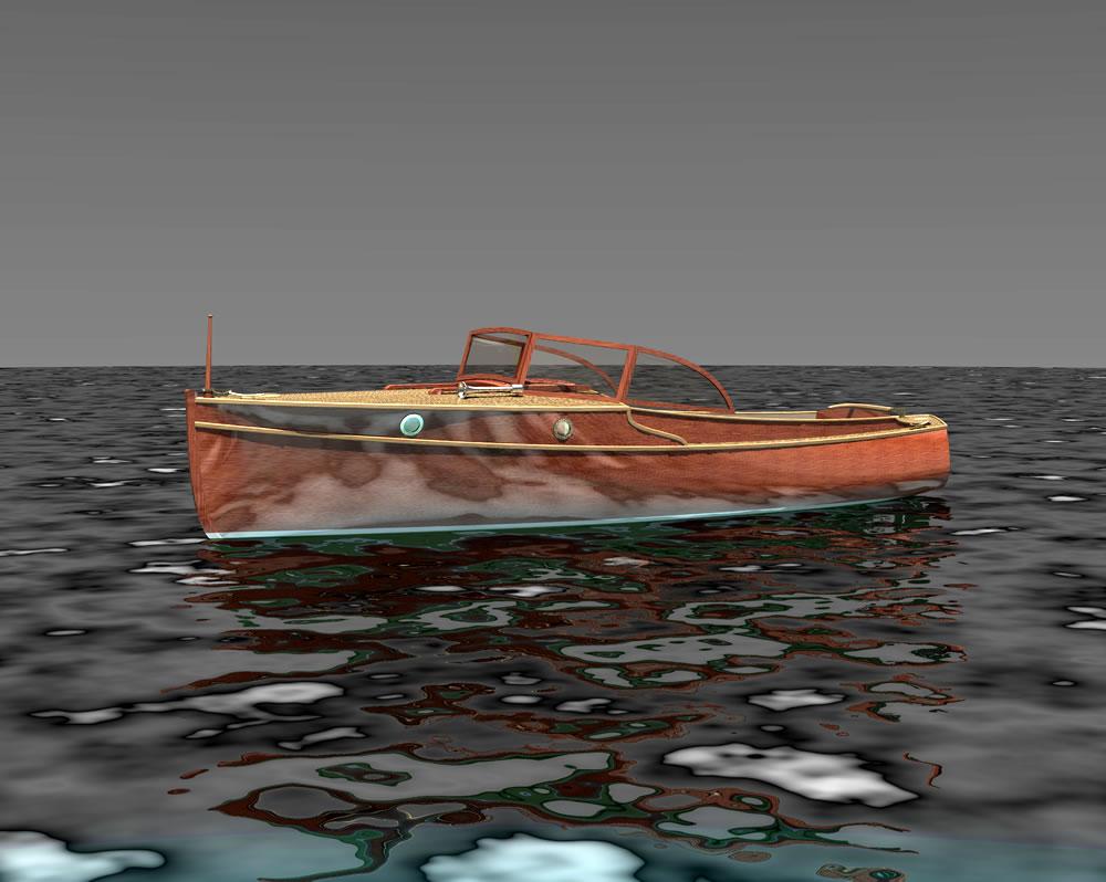 Катера и моторные лодки своими руками 21