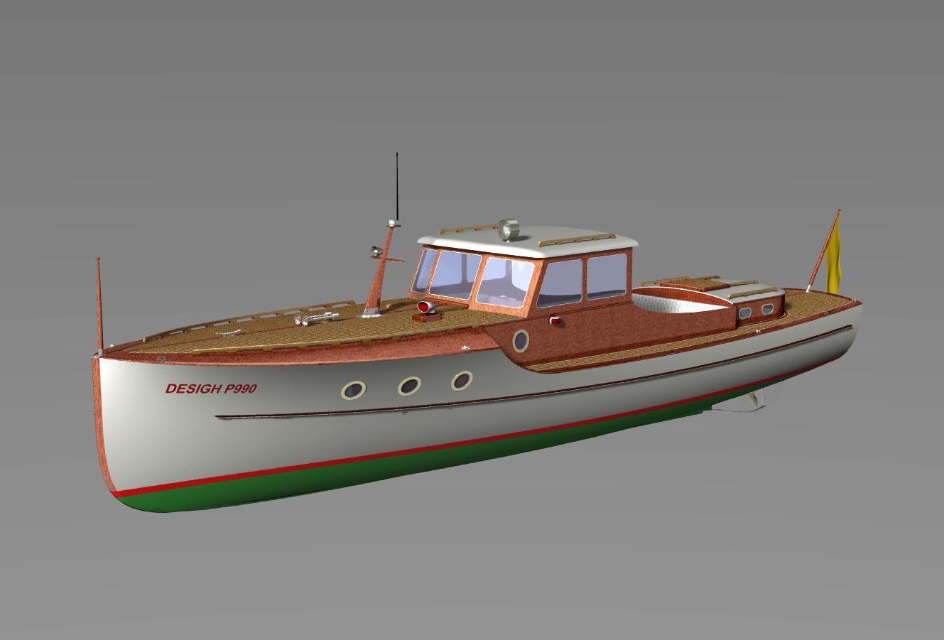 Как построить катера