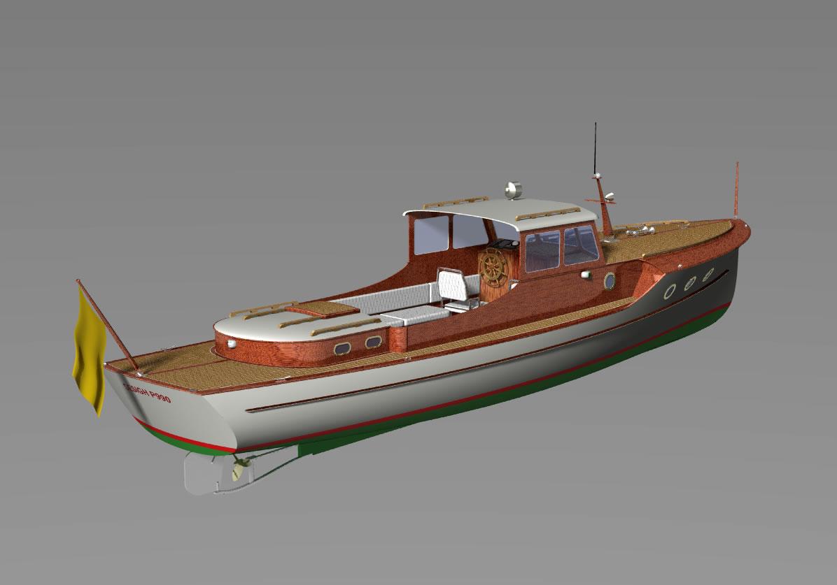 Проекты самостоятельной постройки яхты