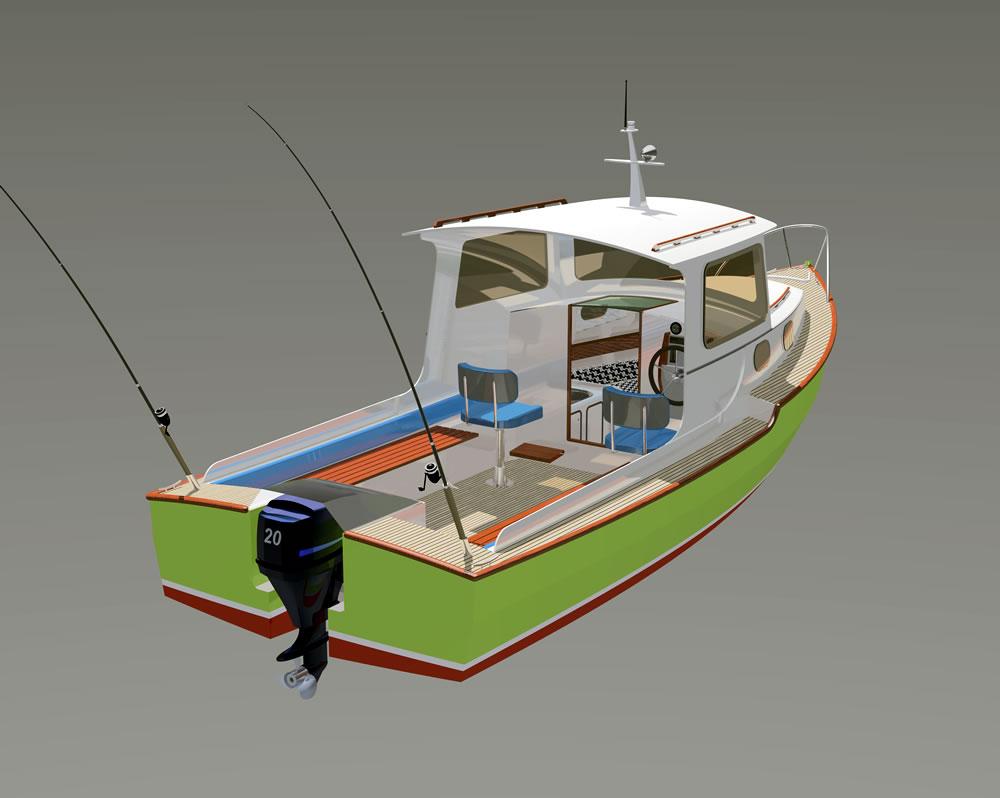 бесплатные проекты лодок про  самостоятельной постройки