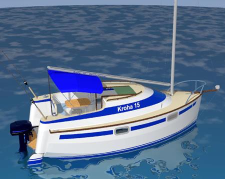 Проекты и чертежи яхт, катеров и лодок постройте