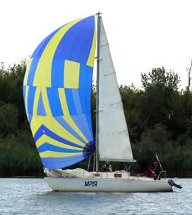 spinnaker sails Gallery