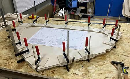 постройка моторной лодки