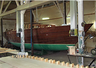 sailing yacht building